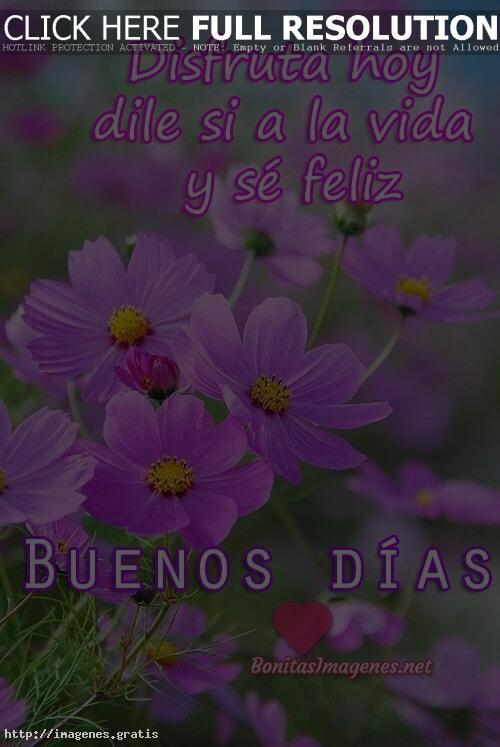 Postales virtuales con saludos y mensajes de Buenos Días