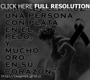 Tarjetas postales con mensajes de condolencias y pésame en español