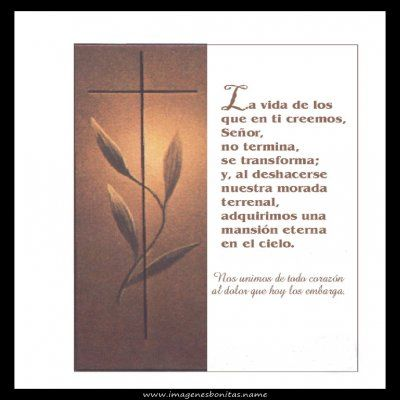 Tarjetas De Pesame En Espanol Gratis Lexutk