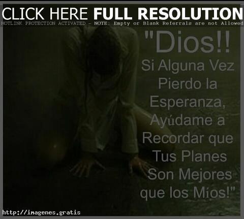 Dios nos da esperanza