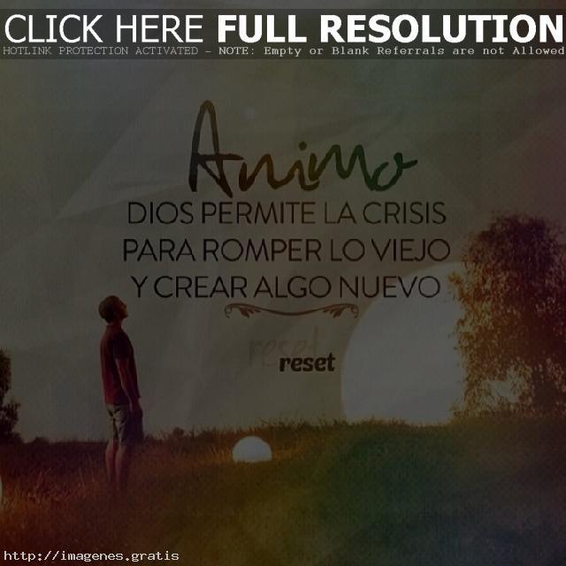 Frases de Esperanza para dar alegria