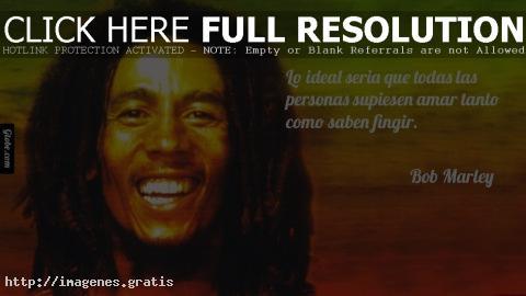 Las frases de Bob Marley
