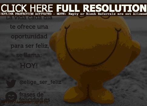 Frases para la Vida y la felicidad