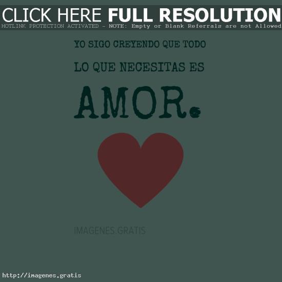 Conceptos de amor