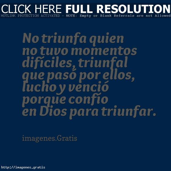 Oraciones poderosas y Frases milagrosas para Dios