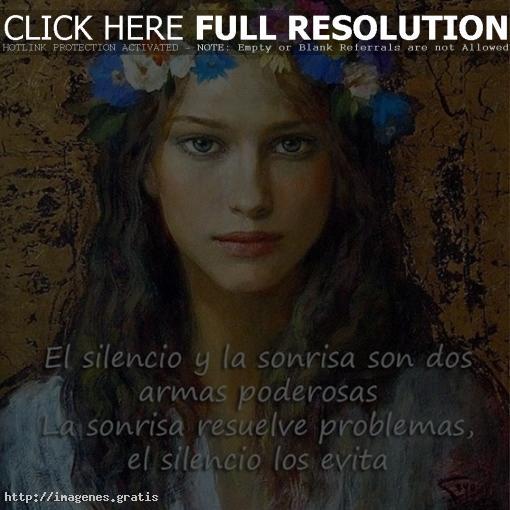 La belleza es y no es todo en una mujer