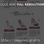 Dale a una mujer los zapatos adecuados y ella conquistará el mundo