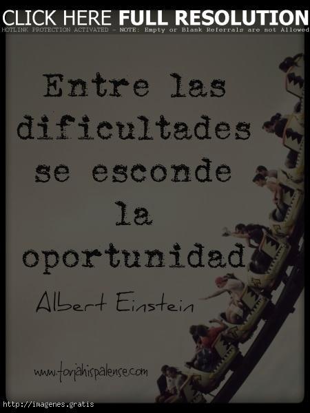 Entre las dificultades se esconde la oportunidad | IMÁGENES GRATIS