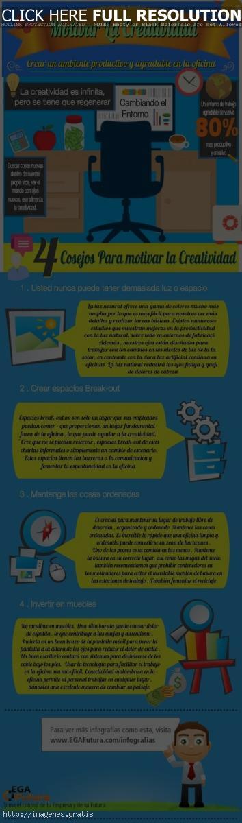 Infografías con citas para Motivar e Inspirar empleados