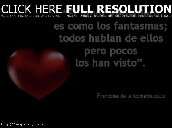 El amor es la moneda más importante