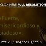 Dios te cuida y te protege