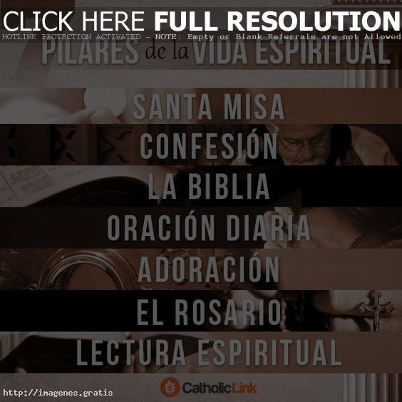 Reflexiones espirituales