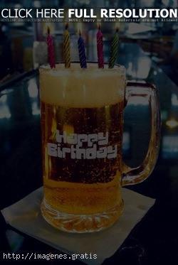 Regalos de cumpleaños tardío