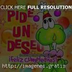 Encuentra tu tarjeta de cumpleaños con frase de inspiración