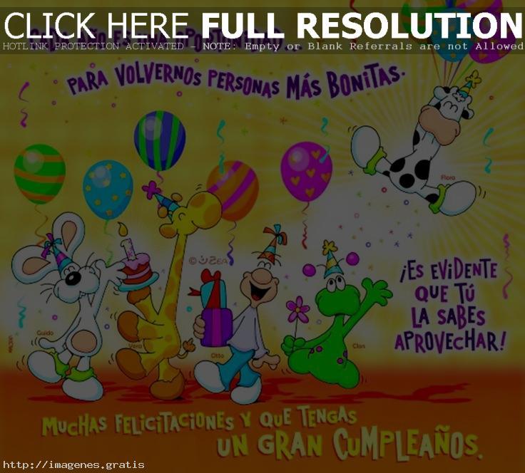 Tarjetas de cumpleaños, gratis, divertidas y feliz