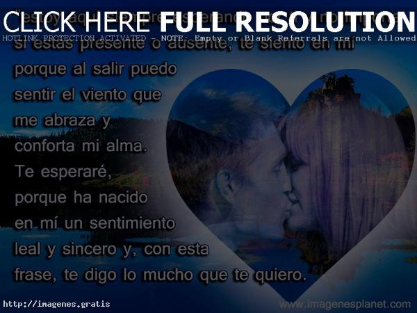 Frases Bonitas De Amor A Distancia Lo Mucho Que Te Quiero