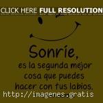 Reflexiones de alegria para sonreir a la vida y ser feliz