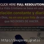 Pensamientos cristianos
