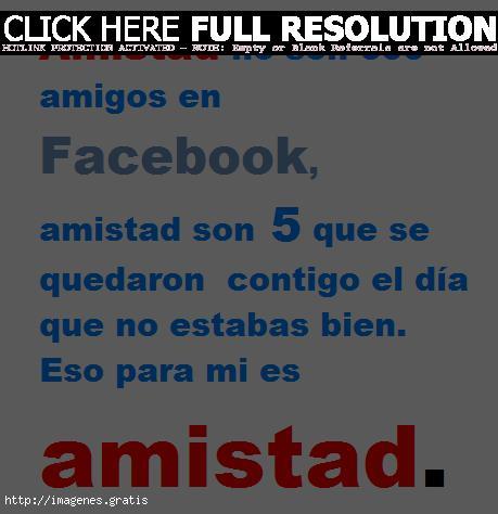 Frases De Amistad No Son Los Amigos De Facebook Imagenes