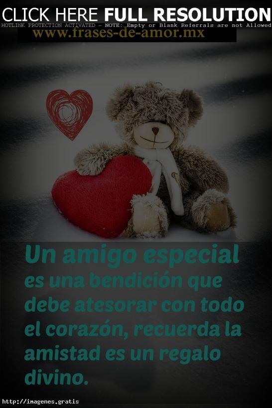Frases De Amistad Un Amigo Especial Imagenes Gratis