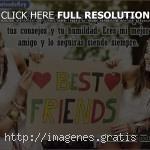 Tarjetas virtuales para una amistad de amigas