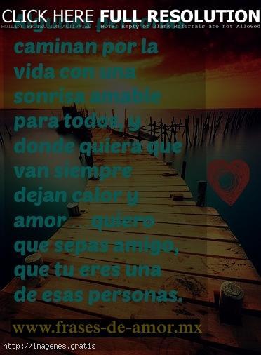 Frases De Amor Y Amistad Dejan Calor Imagenes Gratis