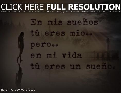 Frases De Amor Mio En Mis Suenos Imagenes Gratis