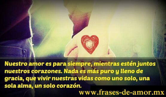 Frases De Amor Amor Es Para Siempre Imagenes Gratis