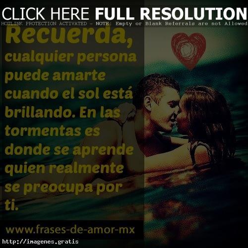 Frases De Amor Recuerda Imagenes Gratis