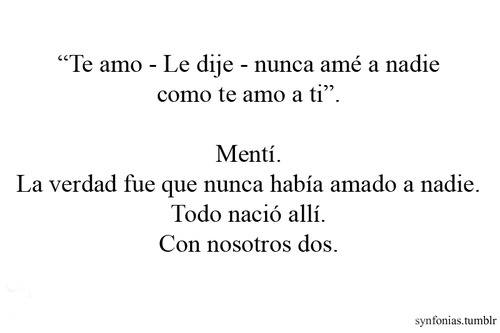 Frases Para El Amor De Mi Vida Nunca Amé A Nadie Imagenes