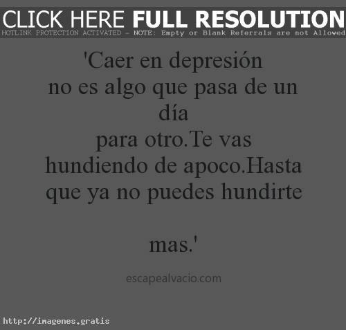 Frases De Depresion Por Amor Dogmagazine