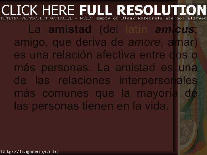 Frases De Amistad Largas La Amistad Imagenes Gratis