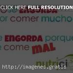 Frases de nutrición y salud