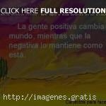 Frases positivas de la vida