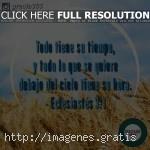Imagenes de Dios con frases de Esperanza