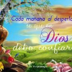 Tarjetas con mensajes cristianos de buenos dias