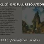 Versos sobre la naturaleza