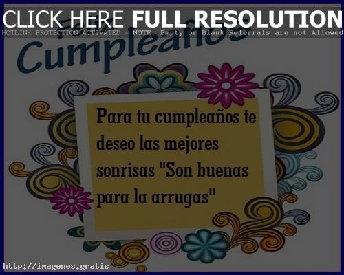 Fotos Con Felicitaciones De Feliz Cumpleaños Con