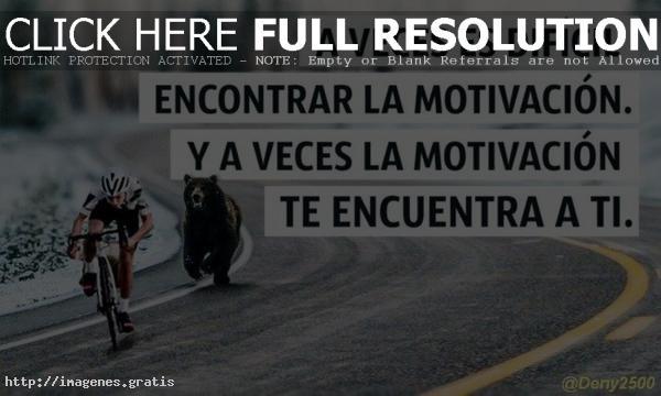 Frases motivacionales con inspiracion a motivar