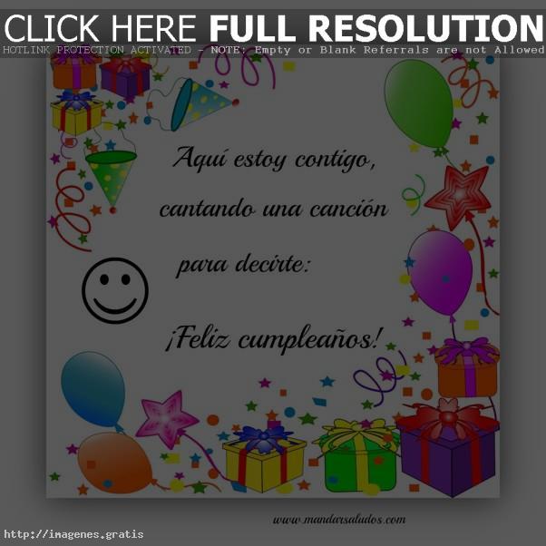 Mensajes de felicitaciones de cumpleaños para alguien
