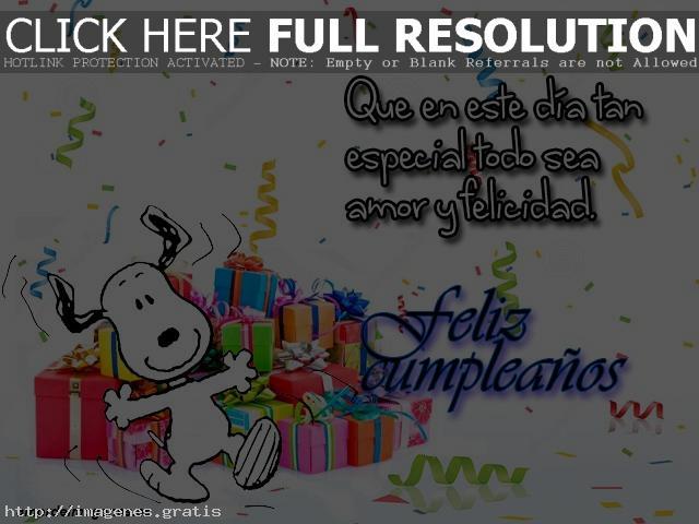 Mensajes de festejos para cumpleaños