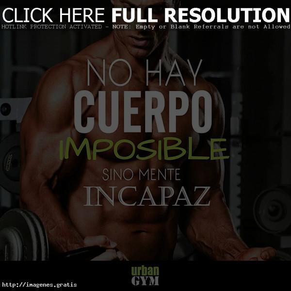 motivacion gym
