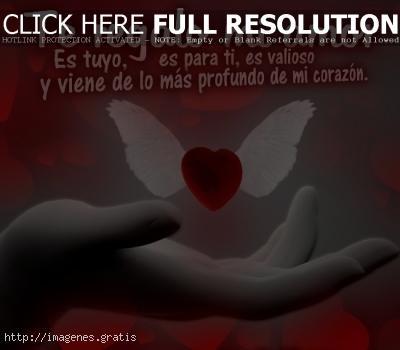 Frases de amor. Un gran hombre es una persona que te hace sentir grande  cuando estas con el y solo tu, nadie mas tiene la llave de mi corazon, ...
