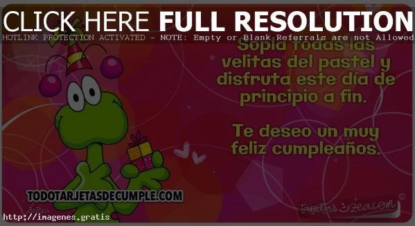 Sentencias de feliz cumpleaños para dedicar en dias especiales