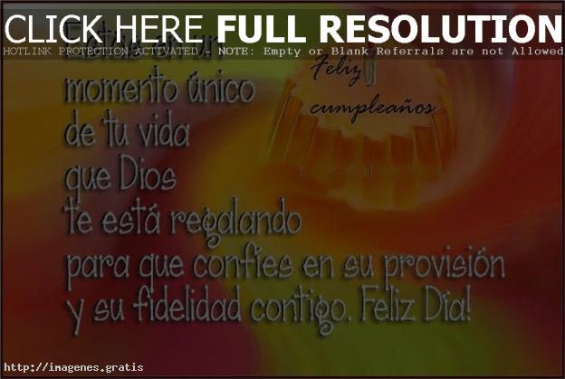Tarjetas Con Increibles Frases De Feliz Cumpleanos Cristianas El