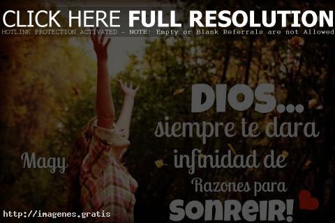 Frases bendecidas por el señor Jesús, nuestro Dios