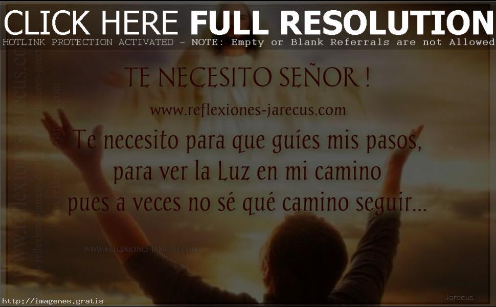 Mensajes con bendiciones católicas dichas por Jesús