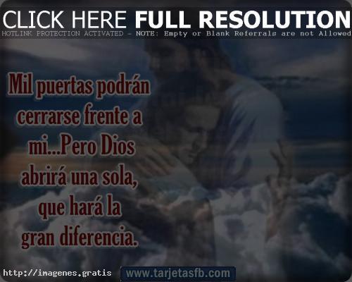 Imagenes de Jesús y Dios con frases catolicas