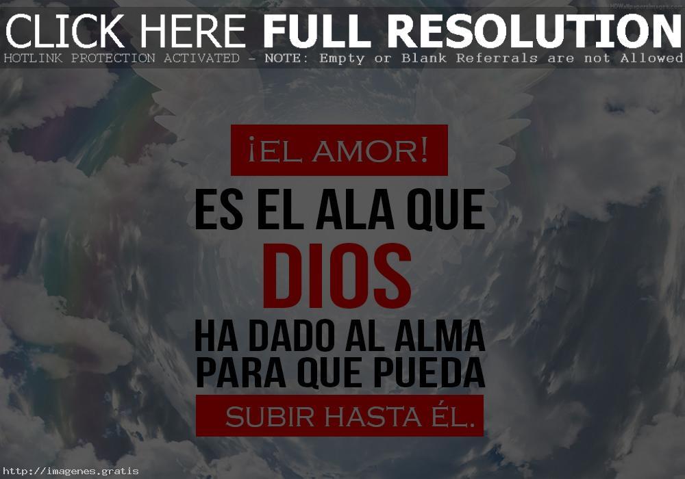 Imagenes bonitas de Dios con frases celestiales gratis