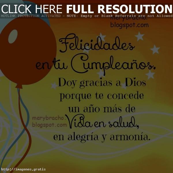 Hermosas Frases Cortas De Cumpleañosimagenes Gratis